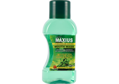 Maxius Mouth Wash