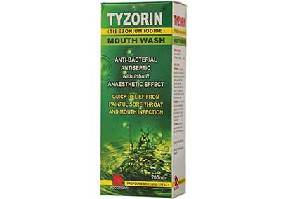 Tyzorin Mouth Wash