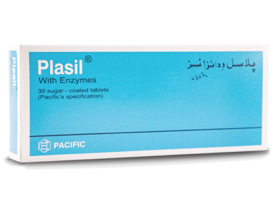 Plasil with Enzymes