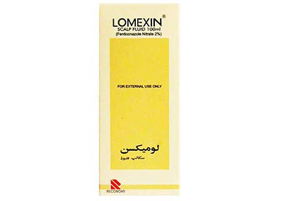 Lomexin Scalp Fluid